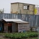 Vegetable garden and junkyard, Sagamihara, Kanagawa, 2013