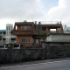 Urasoe, June 20, 2013: A house from the 1980s