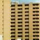 Naha, June 25 2013: A city housing complex