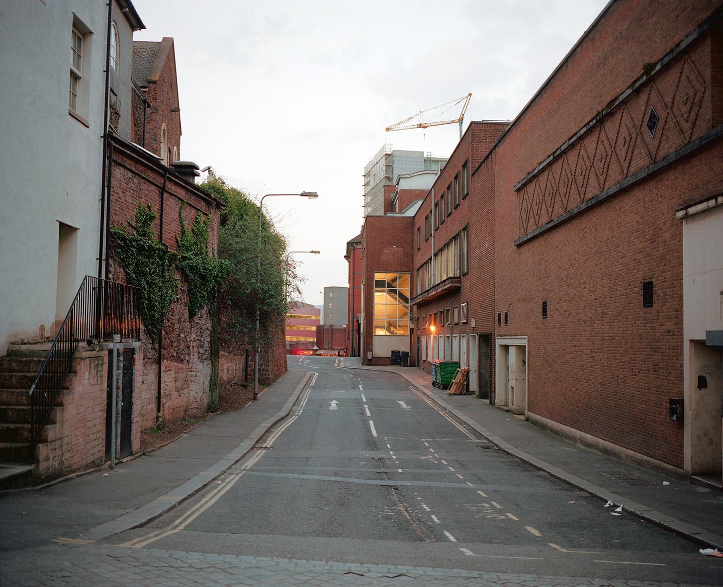 Exeter, UK. 2012