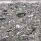 Diorama Map Tokyo,2014, 1810X2420mm