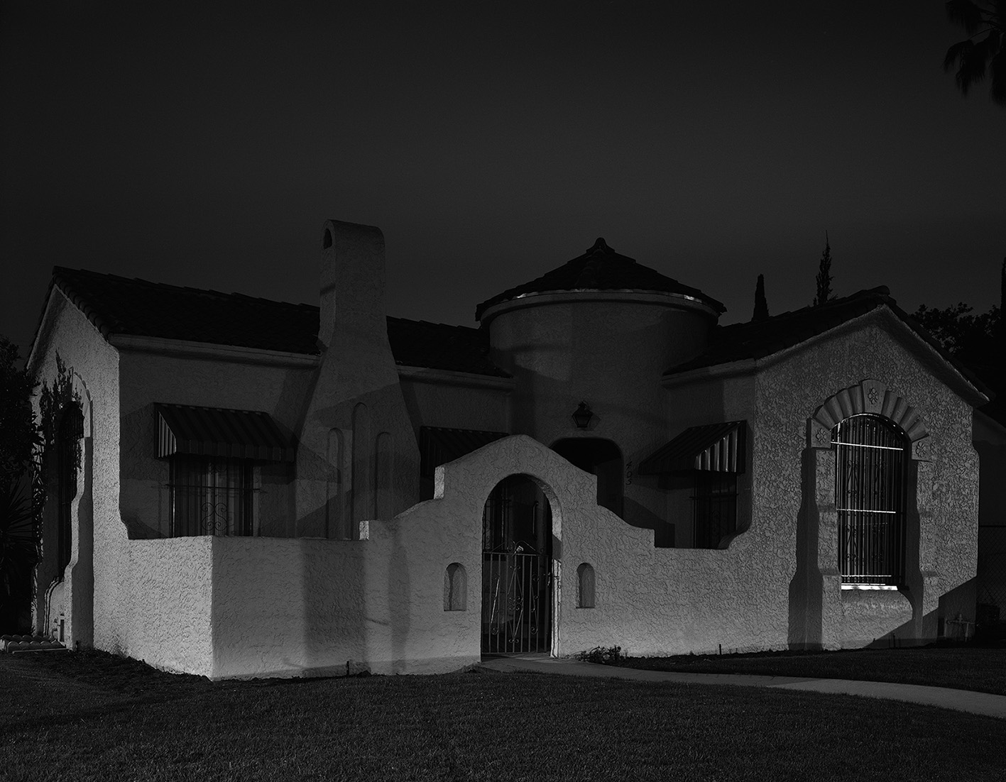 House at Night No. 2