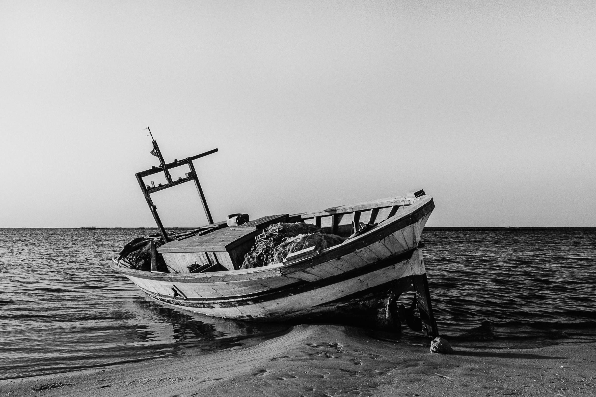 Wassim Ghozlani, Solus, Tunisie, 2014, Kerkenah