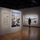 Exhibition view, Le Mois de la Photo à Montréal 2015, curated by Joan Fontcuberta